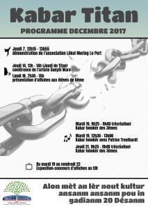 Commémoration du 20 décembre